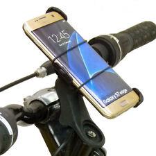 Supports de GPS noirs Samsung Galaxy S7 pour téléphone mobile et PDA