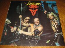 Venom-Buried alive LP,EVIL Records UK 198?,9 tracks live,megarar,mint!!!!!!!