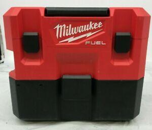 Milwaukee 0960-20 M12 FUEL 1.6 Gallon Wet/Dry Vacuum VG