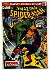 Amazing Spider-Man 120 NM- 9.2 Hulk Battle Cover