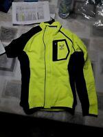 Giubbino M invernale ciclismo mybike con maniche Amovibili e tasca per cellulare