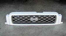 1999-2001 NISSAN PATHFINDER GRILL OEM FRONT PATH FINDER GRILLE 99 00 01 WHITE