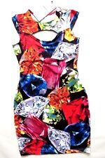 Dead Lovers Women`s Body Con Dress Lily Jem Stone Size 8