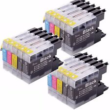 15 PK LC71 LC75 LC79 Series SET ink NON-OEM Cartridge for Brother MFC-J430W J425
