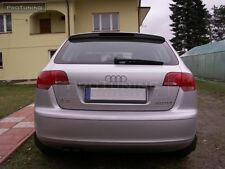 AUDI A3 8P 03-12 Sportback 5 Door S3 look STYLE TAILGATE REAR ROOF SPOILER s rs