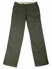 Columbia Mens Flex Roc Pant Alpine Tundra Green Size 38x30 Stretch Twill $65 178