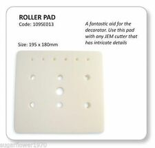 Jem Roller Pad Foam Pad for sugarcraft flowers cutters  NEXT DAY DESPATCH