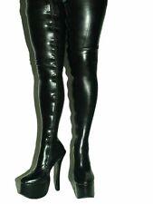 Promotion ! lack pu heels 20cm platform 8cm size 43  Polen Bolingier