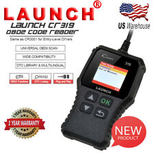 Automotive Universal OBD2 Scan Tool Car Code Reader I/M Readiness for DIY Users