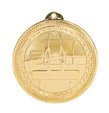 "2"" BriteLazer Gymnastics Medal Personalized Free"