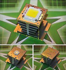 Alu Kühlkörper für 10 - 100 W Watt LED Chip / Heat Sink DIY Fluter SMD Flutlicht