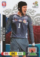 PETR CECH # REP.CZECH CARD PANINI ADRENALYN EURO 2012