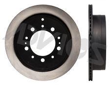 ADVICS A6R049 Rear Disc Brake Rotor