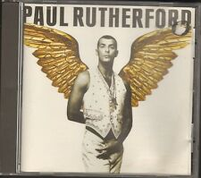 PAUL RUTHERFORD  Oh World CD 10 track 1989
