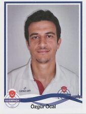 N°238 OZGUR OCAL # TURKEY KASIMPASA.SK STICKER PANINI SUPERLIG 2011