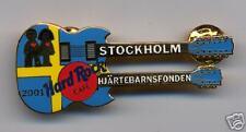 STOCKHOLM HARD ROCK CAFE KIDS HEART FOUNDATION