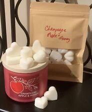 x13  Bath & Body Works Champagne Apple & Honey Wax Melts  3.10oz