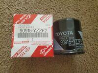 Toyota Genuine OEM Oil Filter 90915-YZZF2
