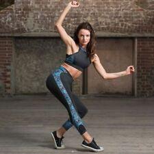 Nylon Regular Size Crop Tops for Women