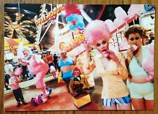 David Lachapelle Fun Fair Tragedy 1997 Postcard Fotofolio