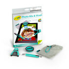 Crayola Photo Mix and Mash, App, Digital Pen,Stamper  Morphing Tool  Pouch NR