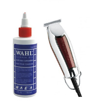 Wahl Clipper Oil 4oz and Wahl Balding Clipper