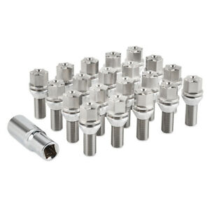 M14x1.25 Stainless Steel Wheel Lug Bolts Kit For BMW 3 4 Series F30 F32 F33 F36