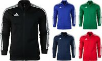 adidas Mens New Tiro19 Top Jacket Full Zip Tracksuit Football Training Running