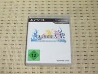 Final Fantasy X/X-2 HD Remaster für Playstation 3 PS3 PS 3 *OVP*