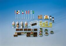 FALLER N SCALE TOWN ACCESSORY ASSORTMENT (67) | BN | 272573