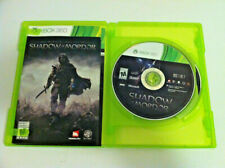 Middle Earth Shadow of Mordor XBox 360 PERFECT DISC Complete CIB VERY Fast Ship!