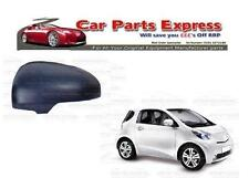 TOYOTA IQ 2009-2014 NEW PAINTED WING MIRROR COVER N/S LEFT - ANY COLOUR