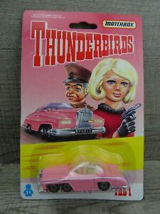 Matchbox Thunderbirds Lady Penelope's Fab 1 Action Vehicle Vintage 1992 Sealed