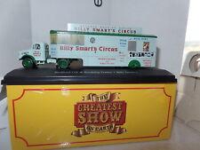 Atlas Fun Fair HU03 Bedford OX Truck Booking Trailer Billy Smart's Circus