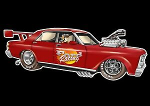 Decals - Ford Shaker by RatRodRalphy