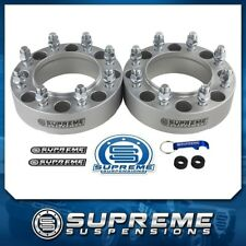 "03-16 Ford Excursion F250 F350 Super Duty Front 2x Hubcentric 2"" Wheel Spacers"