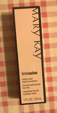 Mary Kay timewise~ Matte- wear Liquid Foundation~ Bronze 2~ Free Shipping~ 1 Oz