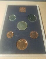 1976 Royal Mint Coin Set Coinage of Great Britain and Northern Ireland