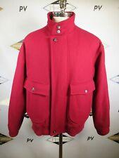 E8631 VTG Pendleton Men's 100% Wool Jacket Zip Up Made in USA Size L
