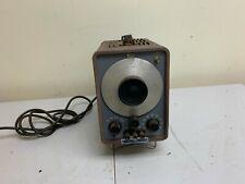 Vintage Hp 200ab Audio Oscillatorsignal Generator Tube Type Not Tested Parts