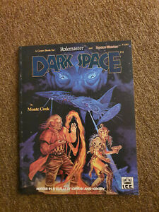 I.C.E. / ICE / Rolemaster / Iron Crown / Spacemaster  - Dark Space - #1301