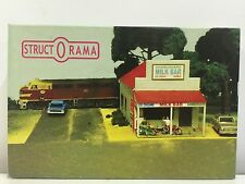 StructOrama, Country Shop No. 4, HO Scale, Plastic Model Kit