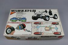 ZF1349 Nichimo 1/20 maquette voiture MC-2049 Mitsubishi Jeep H-J58 4WD Moteur