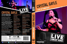 Crystal Gayle live in Tennessee. New DVD