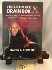 The Ultimate Brain Box X: Complete Library of All TV Specials on the Brain! Y83