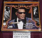 RAY CHARLES - THE VERY BEST OF RAY CHARLES -2 CD SET 39 TRACKS- BRAND NEW SEALED