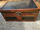 Maitland Smith Asian Trunk Chest Chinoiserie Vintage