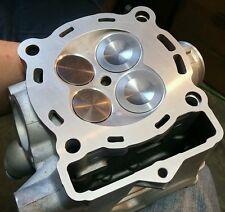 KTM Cylinder Head Valve Job Rebuild 350 250 450