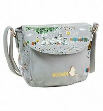 Official Moomin Meadow Cross Body Bag from House of Disaster