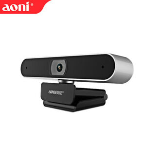 1080P USB 2.0 Webcam  Camera for Remote Teaching Video Conference M8X1